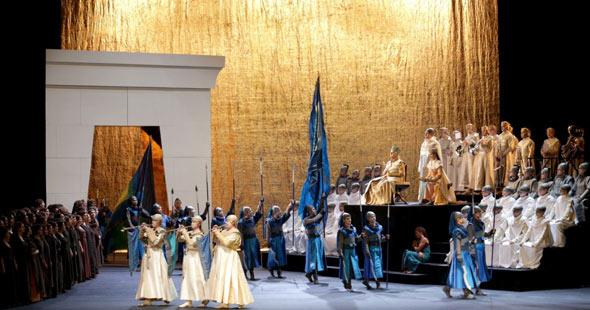 Премьера оперы Дж. Верди «Аида»