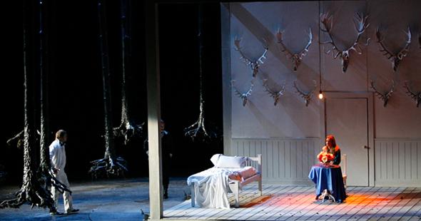 Мариинский театр закроет 231-й сезон 24 августа оперой П.И. Чайковского «Иоланта»