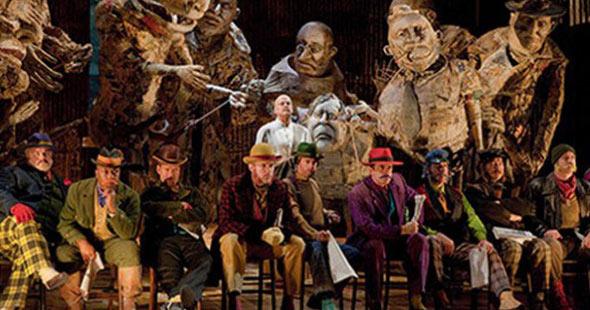 Российская премьера оперы «Сатьяграха» в Екатеринбургском театре оперы и балета