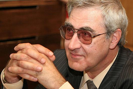 Юрию Каспарову — 60!