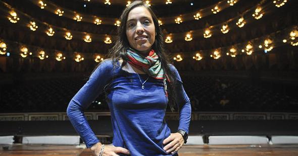 Премьера в Пермском театре оперы и балета : «Дон Жуан» В.А. Моцарта в постановке В. Карраско (Аргентина)
