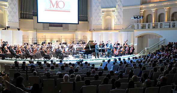 1 октября в Международный день музыки состоялся центральный концерт фестиваля «Музыкальное обозрение-25» – юбилейное действо OPUS 25