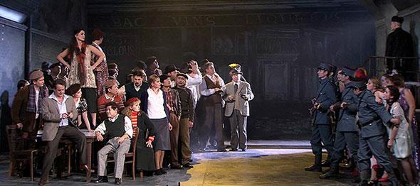 22, 23 и 24 октября в Михайловском театре — премьера оперы Джакомо Пуччини «Манон Леско»