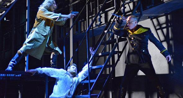 В Камерном музыкальном театре им. Б.А. Покровского с большим успехом прошли премьерные спектакли единственной оперы Бетховена