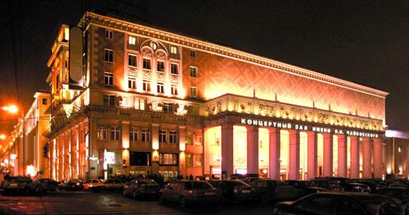 29 ноября в 12:00 в Концертном зале им. Чайковского  — открытие Всероссийского виртуального концертного зала