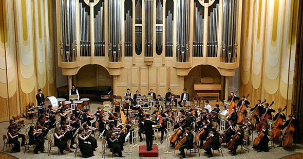 Академический симфонический оркестр Самарской филармонии выступит в Москве