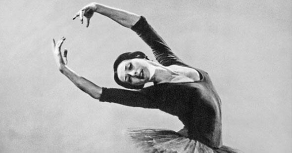Скончалась прима балерина ГАБТ, народная артистка СССР Нина Тимофеева
