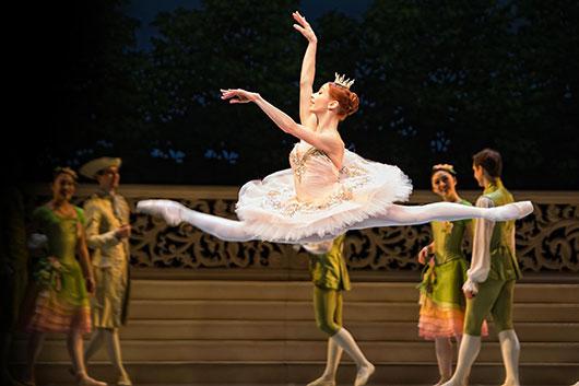 «Спящая красавица» Дуато: из петербургского Михайловского театра — в берлинский Staatsballett