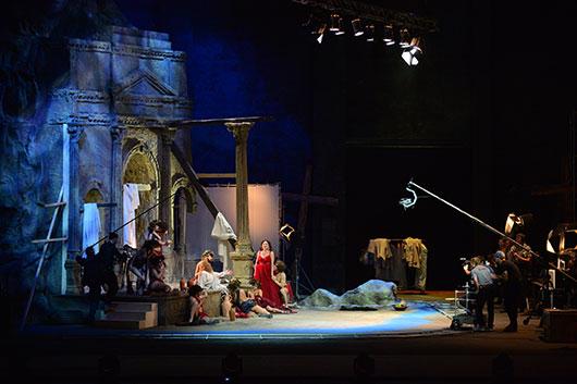 Премьера оперы «Тангейзер» Р. Вагнера в Новосибирском театре оперы и балета вызвала широкую общественную дискуссию