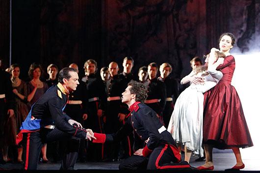 Премьера балета «Гамлет» на Новой сцене Большого театра