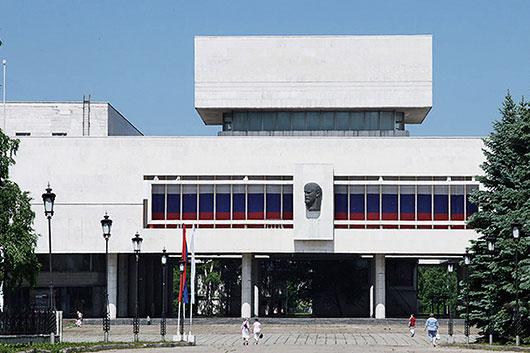 Музыкальный фестиваль «Мир. Эпоха. Имена» открылся в Ульяновске
