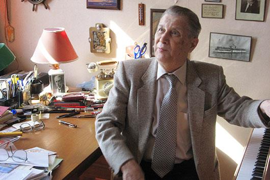 Андрею Эшпаю — 90 лет
