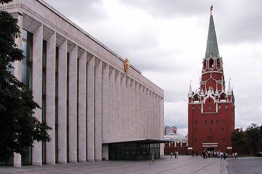 Венские филармоники в Кремлевском дворце