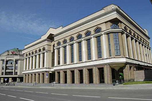 Казанская консерватория отметила 70 лет со дня основания