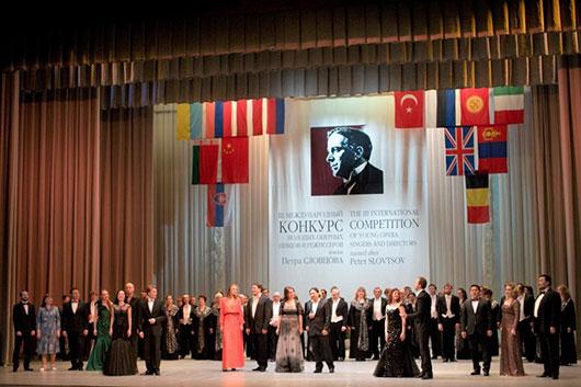 В Красноярске завершился III Международный конкурс оперных певцов им. Словцова