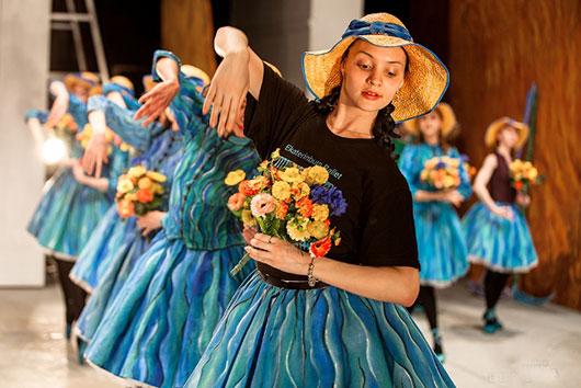 Балетная премьера в Екатеринбурге: «Тщетная предосторожность» П. Гертеля