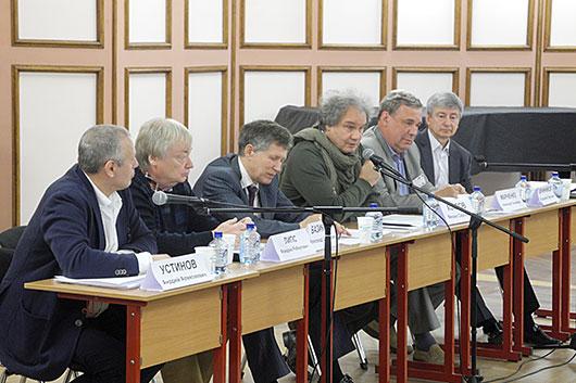 VI Конференция директоров музыкальных конкурсов России начала свою работу 28 июня
