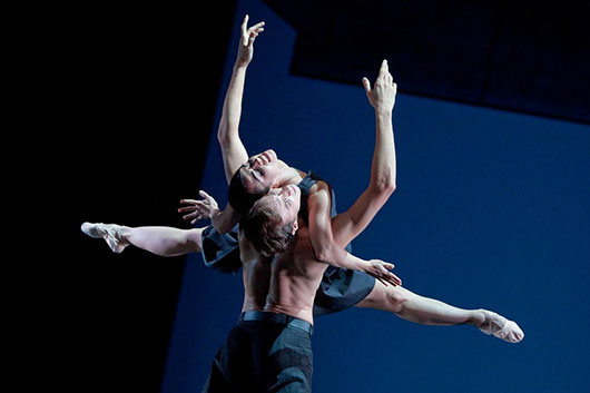 Гастроли балетной труппы «Дойче опер ам Рейн» на сцене Музыкального театра