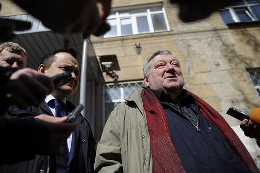 Борис Мездрич возглавит список «Яблока» на выборах в ЗакС Новосибирской области