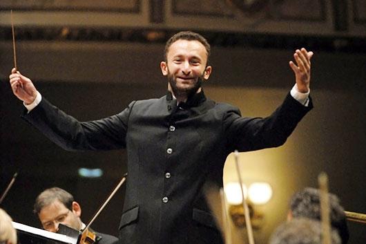 Поздравления Кириллу Петренко! Берлинский филармонический оркестр рад представить нового главного дирижера