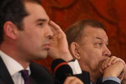 Большой театр объявил планы на сезон 2015/16