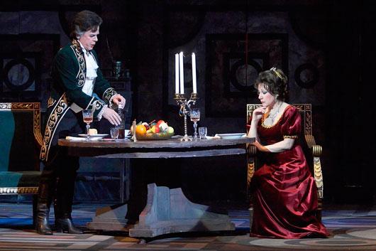 Красноярский театр оперы и балета завершает 37-й сезон премьерой оперы Дж. Пуччини «Тоска»