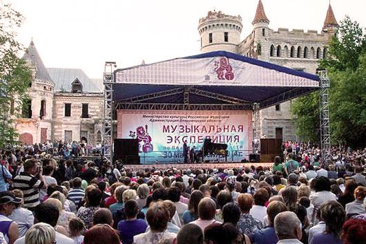 Фестиваль «Музыкальная экспедиция» объединяет концерты и путешествия по историческим местам Владимирской области
