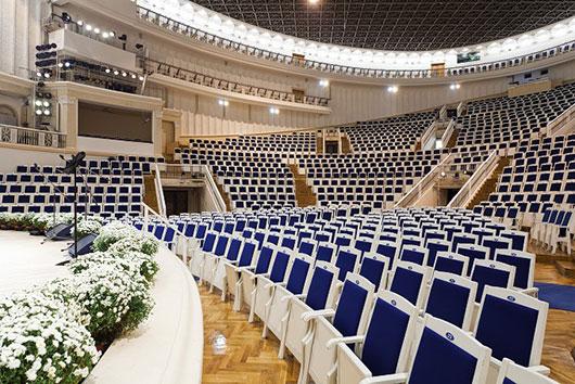 Московская филармония сократит 41 сотрудника