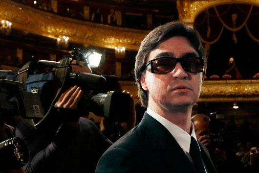 Большой театр не продлит контракт с Сергеем Филиным