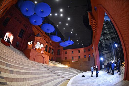 «Геликон-опера» начнет театральный сезон в новом помещении