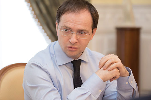 Владимир Мединский: «Я категорически против пересмотра закона о запрете ненормативной лексики в кино»