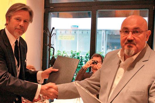 Подписан Договор о сотрудничестве