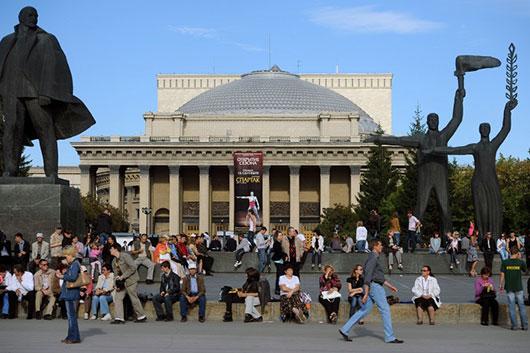 Новосибирский театр оперы и балета отремонтируют из бюджета за 180 млн рублей