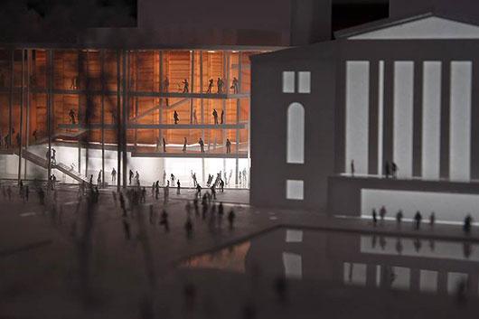 В Перми собираются строить новый концертный зал