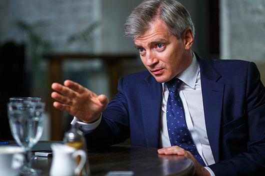 Александр Кибовский о котиках, культурной политике и Сергее Капкове