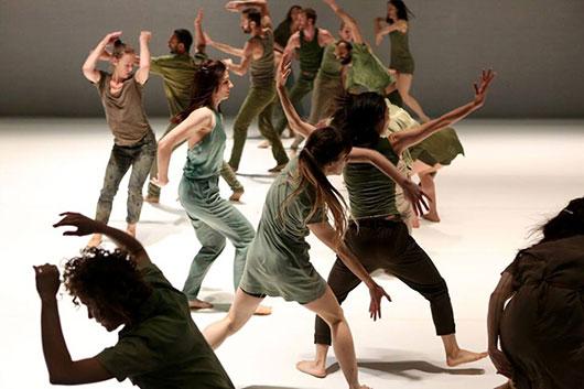 X Международный Фестиваль-школа современного искусства «TERRITORIЯ» пройдет в Москве со 2 по 12 октября