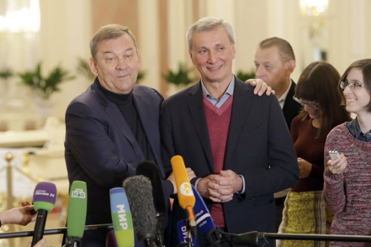Новым директором балета Большого театра стал Махарбек Вазиев