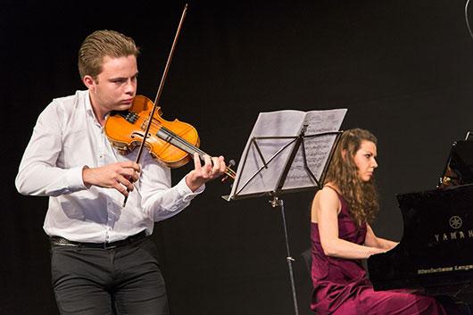 Алиса Куприева и Никита Буднецкий: первая премия на конкурсе Брамса в Австрии