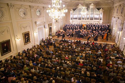 В Санкт-Петербурге открылся фестиваль «Международная неделя консерваторий»