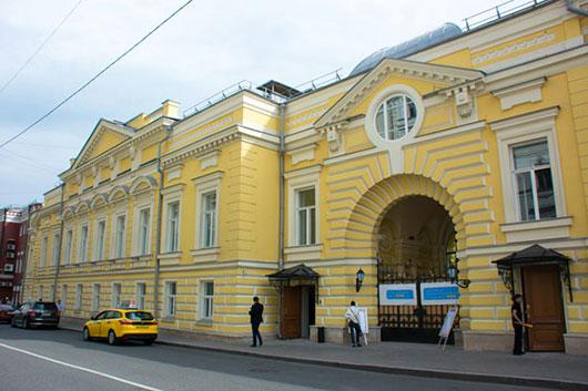 Московский музыкальный театр «Геликон-опера» вернулся в историческое здание