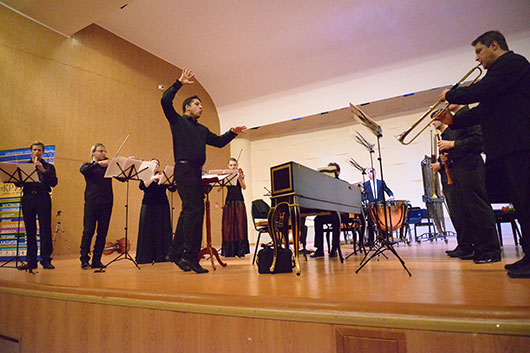 4 октября состоялось торжественное закрытие VI музыкального фестиваля «Кружева»
