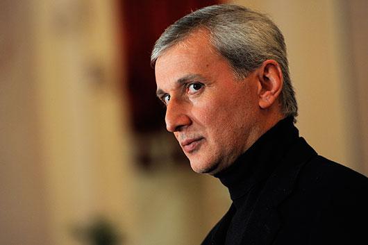 Начальник Большого балета: Махарбек Вазиев