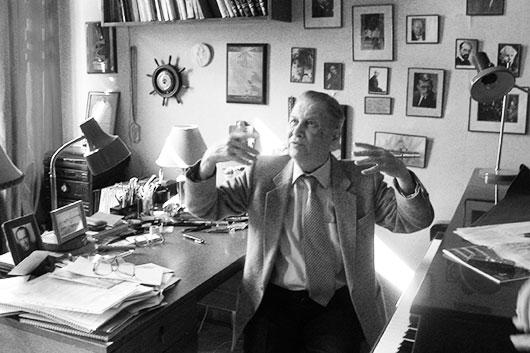 Андрей Эшпай: «Музыка не умрет никогда»