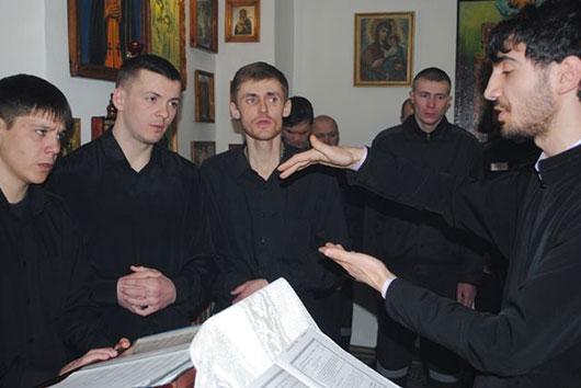 В тюрьмах появятся специалисты по хоровому пению
