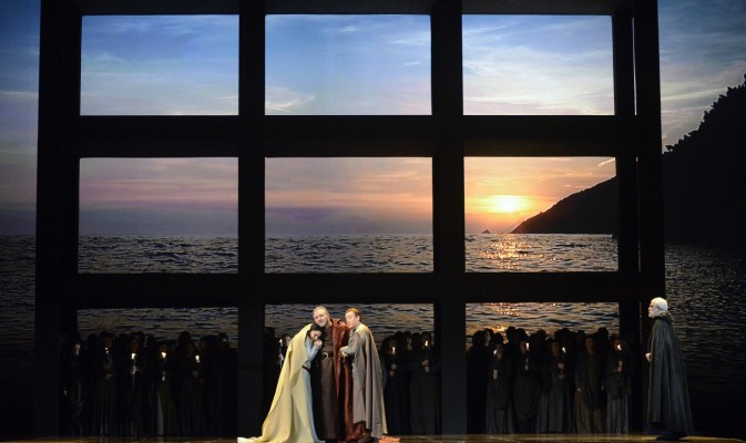 Премьера оперы Дж. Верди «Симон Бокканегра» в Мариинском театре состоится в феврале