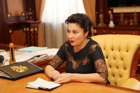 Министр культуры Крыма провела пресс-конференцию по-поводу расформирования «Камерата Крыма»