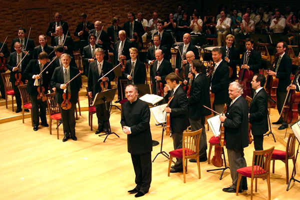 Начались гастроли Валерия Гергиева с Венским филармоническим оркестром