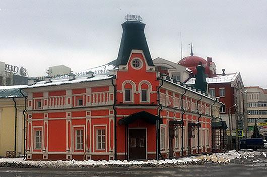 В Липецке открылся концертный зал имени Т.Н. Хренникова