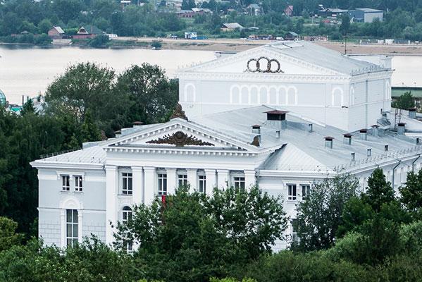Строительство новой сцены Пермского оперного театра отложили до 2020-2021 гг