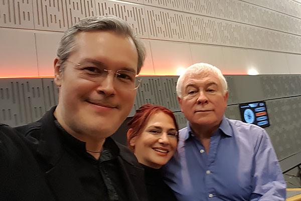 Вадим Репин открывает в Лондоне перекрёстный год языка и литературы Великобритании и России